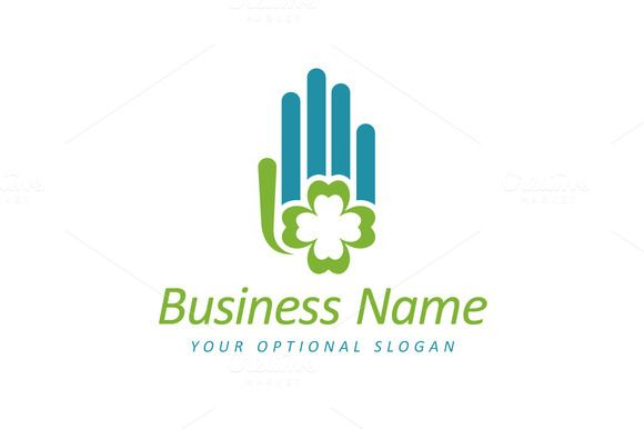 For sale. Only $29 - money, simple, blue, green, game, leaf, betting, natural, sport, abstract, palm, graph, four, hand, human, clover, luck, column, finger, fortune, financial, aid, help, casino, trade, touch, analysis, lucky, logo, design, template,