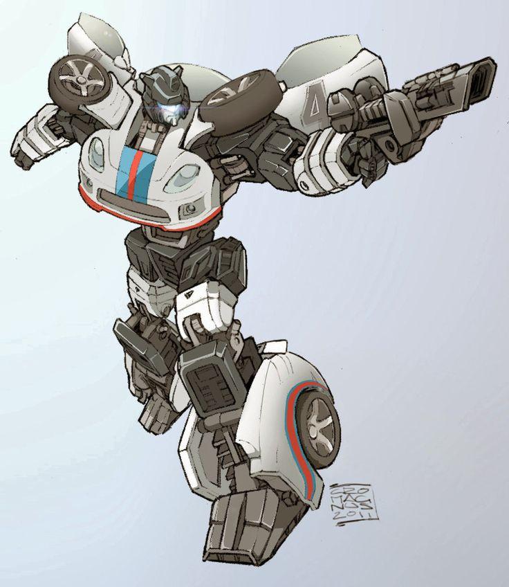 Classic Autobot Jazz by emanz.deviantart.com on @deviantART