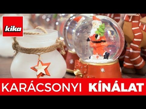 Karácsonyi Termékkínálat 2016   Kika Magyarország - YouTube
