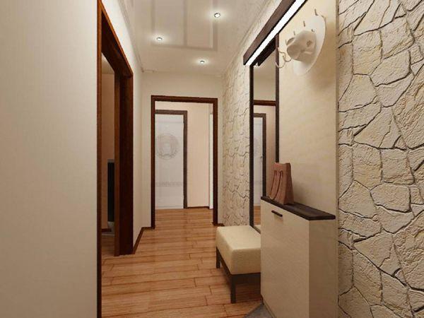 Дизайн коридора и прихожей на InfoHome.com.ua