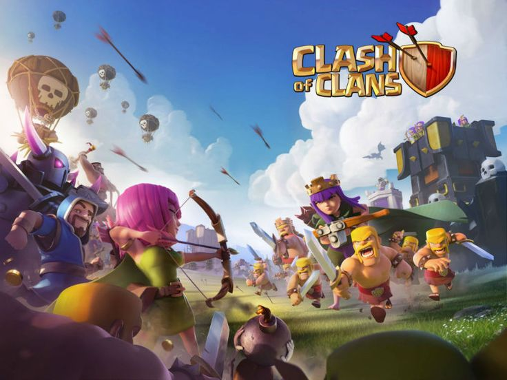 Our Top 5 Favorite Games for 2016 -    2. Clash of Clans :http://gamessupreme.com/2016/11/28/top-5-favorite-games-2016-2-clash-clans/