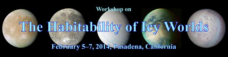 Workshop on The Habitability of Icy Worlds  2014 PD-pp QR-CODE created - scan and download your Professional Development information automatically to your mobile device. Simply ask for the QR CODE when you are at the Conference... And have a good time...