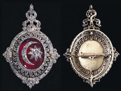 Ottoman Medals presented to Admiral Nelson. Fascinated by medals and Nelson.
