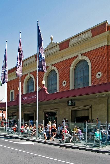 Queen Victoria Market Melbourne. Where I used to shop every Sunday
