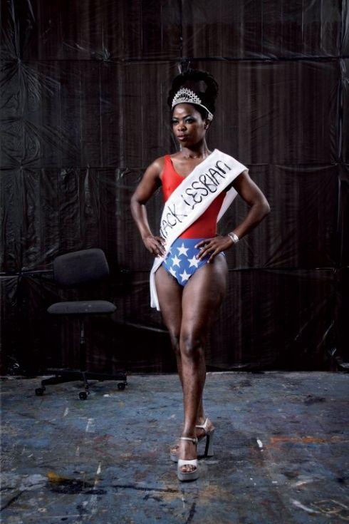 Zanele Muholi: Miss Lesbian I. Amsterdam, 2009. Photo by: Zanele Muholi. Courtesy of Michael Stevenson Gallery.