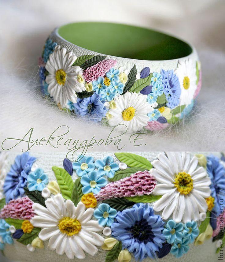 Весенние браслеты Евгении Александровой