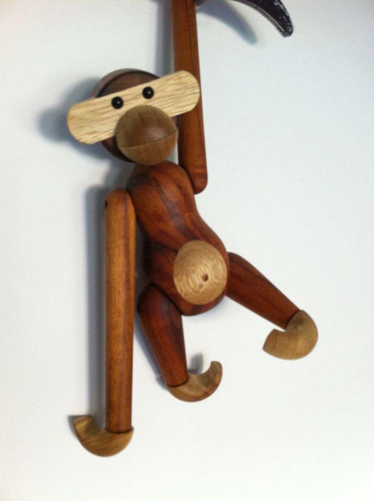 Kay Bojesen, Rosenthal, apa, monkey