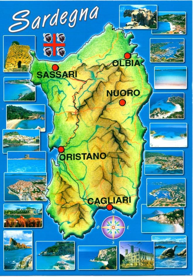 11 best Sardinia images on Pinterest Sardinia Cards and Maps
