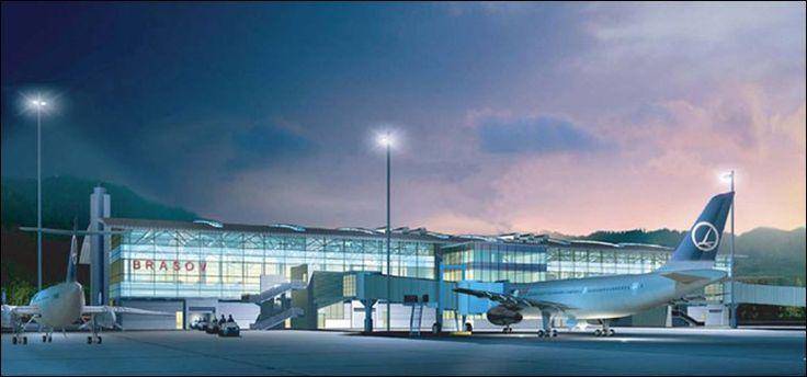 Lucrarile la Aeroportul Internațional Brașov vor continua și anul acesta