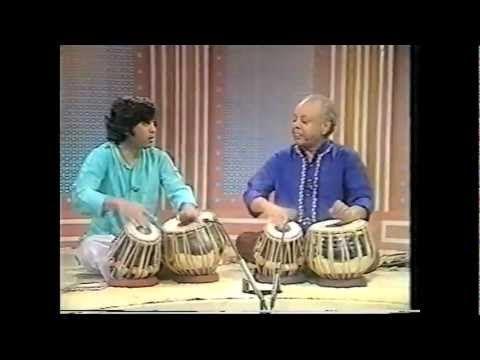 Allah Rakha & Zakir Hussain Live: Jugalbandi (BBC)