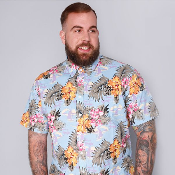 There's a shop out there selling affordable, yet stylish men's clothing with sizes to 8X. Get to know BadRhino: http://chubstr.com/resources/bad-rhino-does-big-tall-sizes-to-8x/