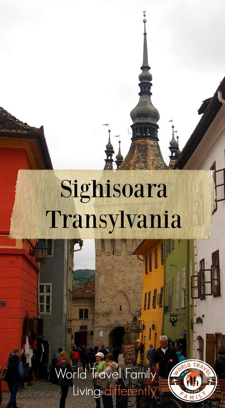Highlights of Transylvania on a Romania and Europe Road Trip. The stunning citadel of Sighisoara. A must- see! via @worldtravelfam/