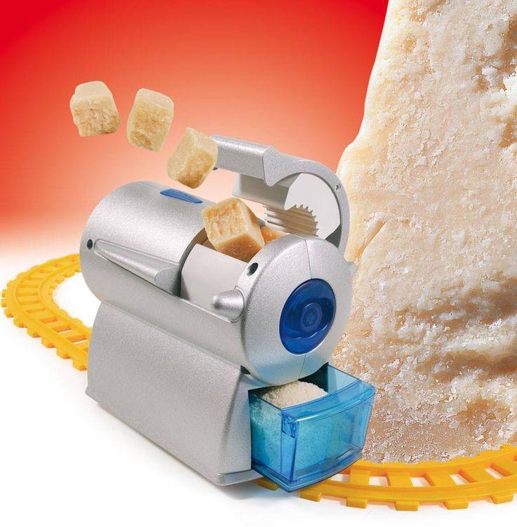 Dai al tuo bambino le proprietà nutritive del parmigiano, con PrestoCheese.