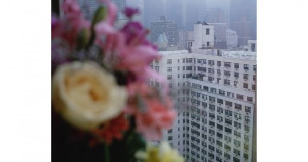 Nan Goldin '00 NYC (from her hospital)