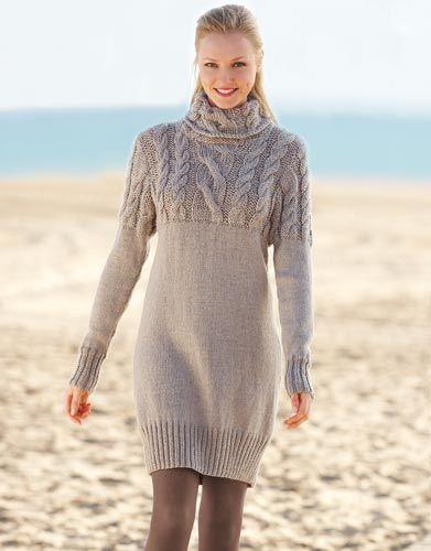 Revista mujer Básicos 7 Otoño / Invierno   13: Mujer Vestido   Gris claro