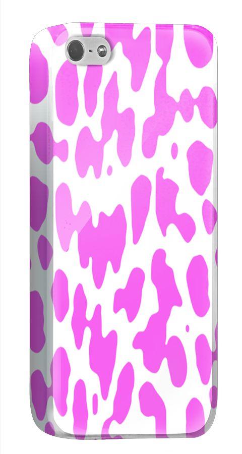 ダルメシアンの黒ぶちをピンク色に仕立てたiPhone5/5s用ケースです。  http://originalprint.jp/ls/215315/d2dca0460dcdd1f5d38f9dd8719052c868815c76