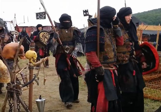 DRACHENFEST 2016 Orklager OCL - Harad