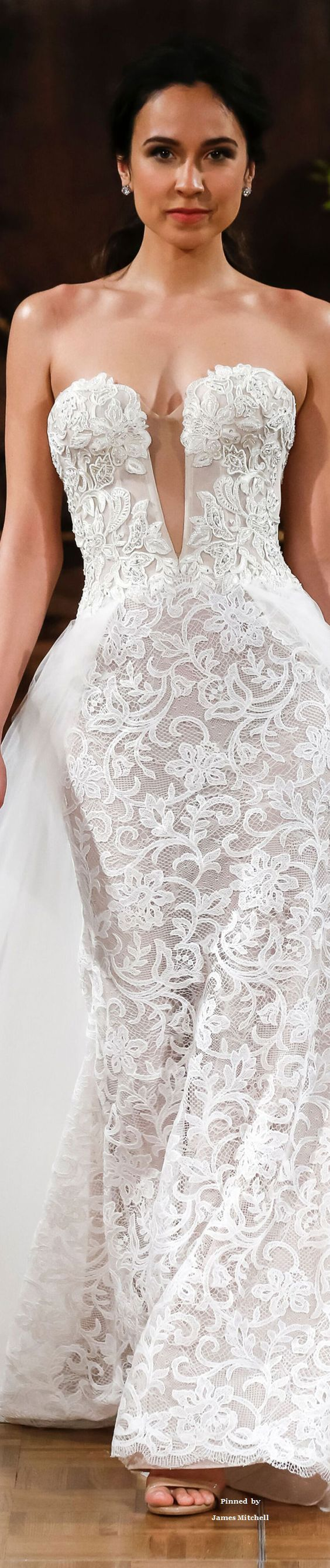 Isabelle Armstrong Collection Spring 2017 Bridal