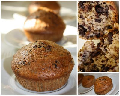 Palócprovence: Csokis-narancsos muffin