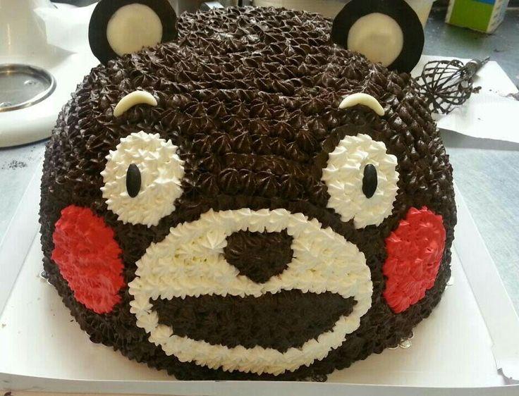 くまモン ケーキ