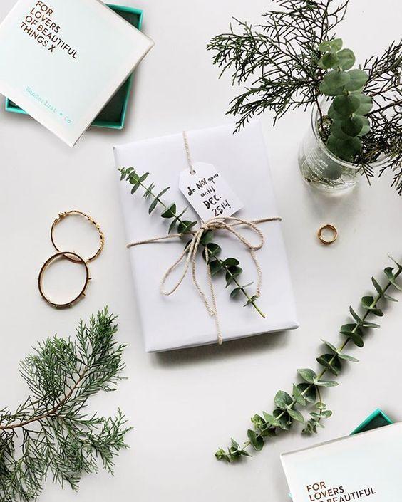Hübsch verpackt: Die 10 schönsten Inspirationen für Weihnachtsgeschenke