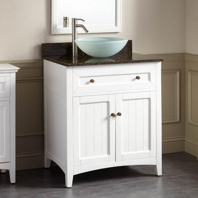 25 best ideas about vessel sink vanity on pinterest - Bowl sinks for bathrooms with vanity ...