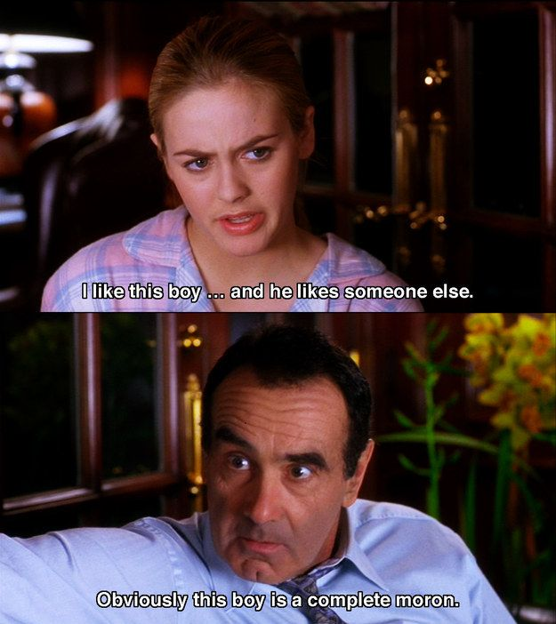 Clueless   24 Examples Of Infinite Wisdom From Movie And TV Dads