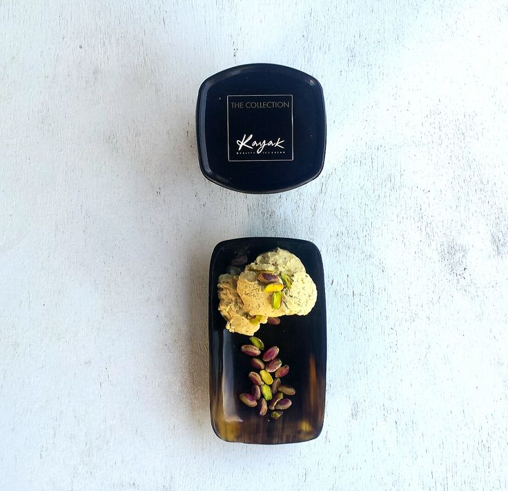 Pistachio Kayak Ice Cream... heaven! www.facebook.com/KAYAK.PureMagic