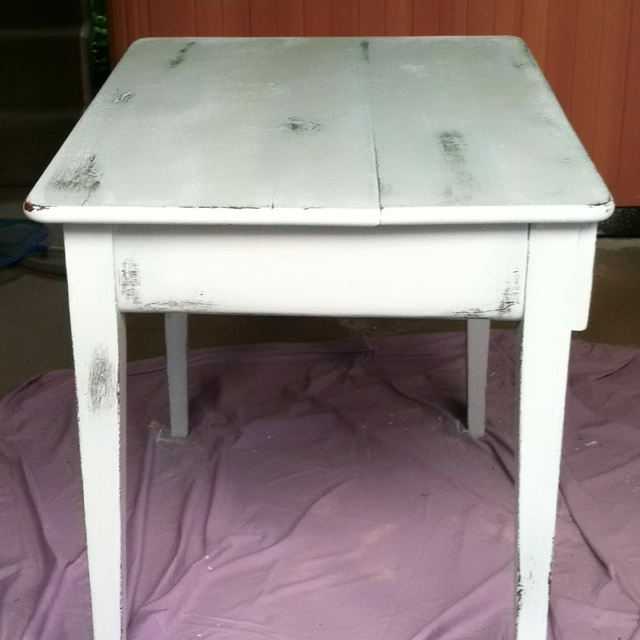1000+ Images About Distressed Kitchen Table On Pinterest