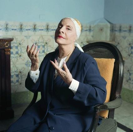 Desiree Dolron - Alicia Alonso, Cuba 2002, from the series: Te di todos mis suensos