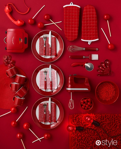 Red / Target