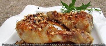Pilons de poulet crousti-moelleux + sauce express : miel, soja, vinaigre de cidre…pour mettre vos invités à genoux !