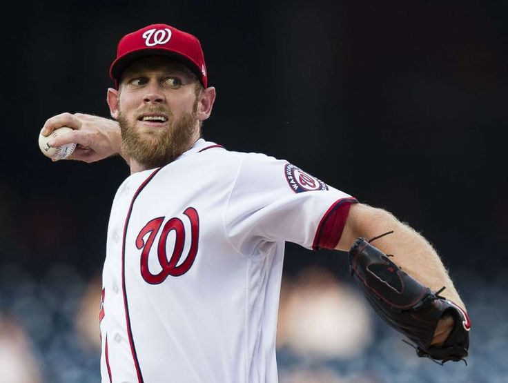 6. Stephen Strasburg, Nationals  -        Pitcher Power Rankings: Sale dominates, but Mad Max reigns -  June 16, 2017