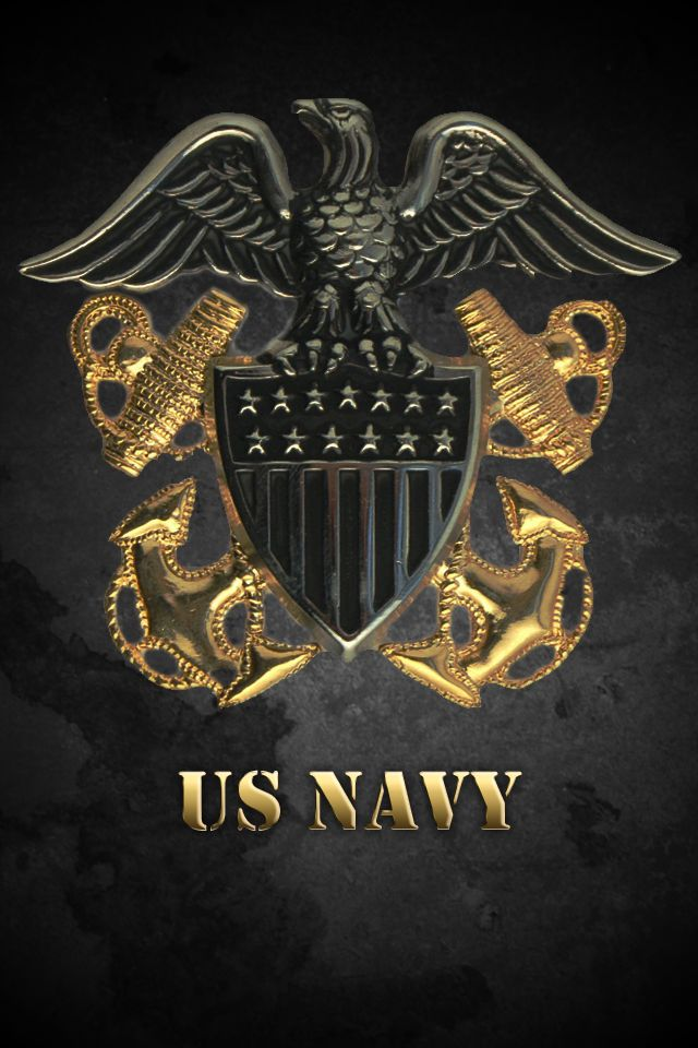 there was no good us navy wallpapers for the iphone so i