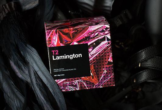 Lamington | T2 Tea
