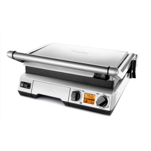 {Quick and Easy Gift Ideas from the USA}  Breville BGR820XL Smart Grill http://welikedthis.com/breville-bgr820xl-smart-grill #gifts #giftideas #welikedthisusa