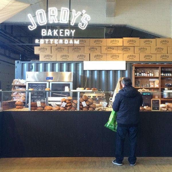 Jordy's Bakery | Fenix Food Factory | Citytrip Rotterdam