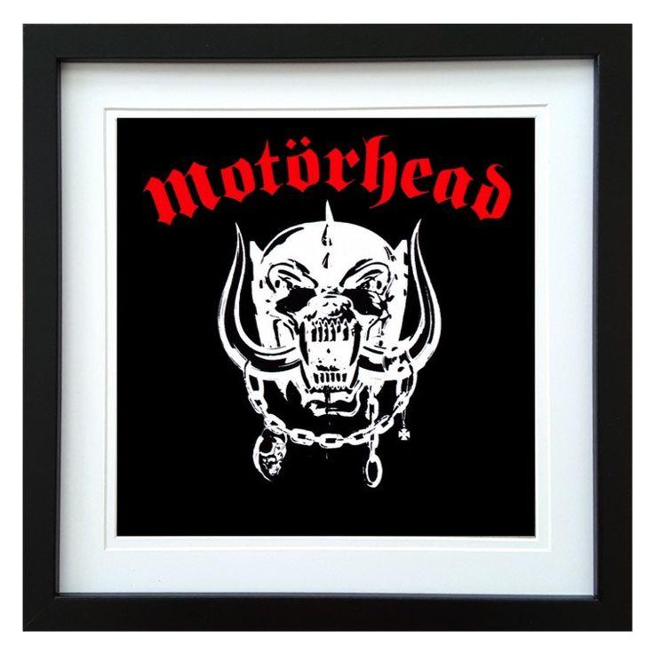 Motörhead   Motörhead Album   ArtRockStore