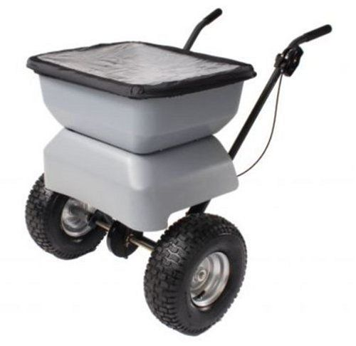 Precision Products 130-Pound Capacity Commercial Broadcast Spreader With Salt Deflector Sb6000ss, 2015 Amazon Top Rated Salt Spreaders #Lawn&Patio