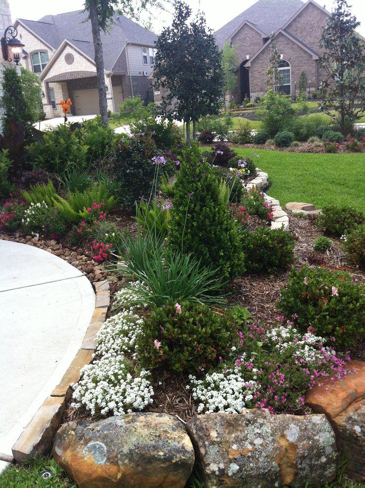 18 best residential landscape designs images on pinterest for Residential landscaping ideas