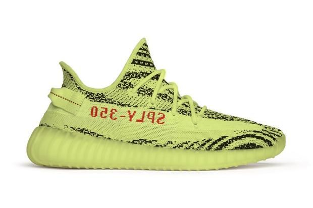 Semi-Frozen Yellow Adidas Yeezy Boost 350 V2 Release Info Revealed