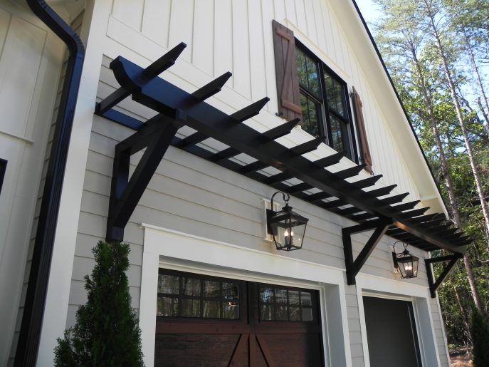 Garage Doors 44 Staggering Trellis Over Garage Door Images Ideas Staggering Trellis Over Garage Door Images Id Garage Pergola Garage Trellis Garage Pergola Diy