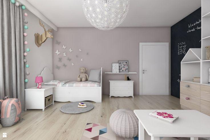 Pokój dziecka styl Nowoczesny - zdjęcie od BAGUA Pracownia Architektury Wnętrz…