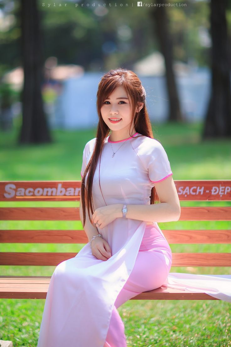 Áo Dài ~ The beauty of Vietnam