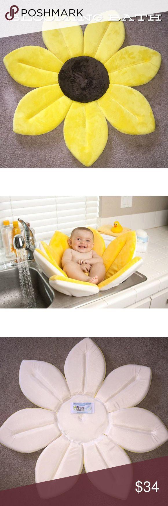 best 20 baby bath seat ideas on pinterest baby essentials bath blooming bath for babies yellow flower