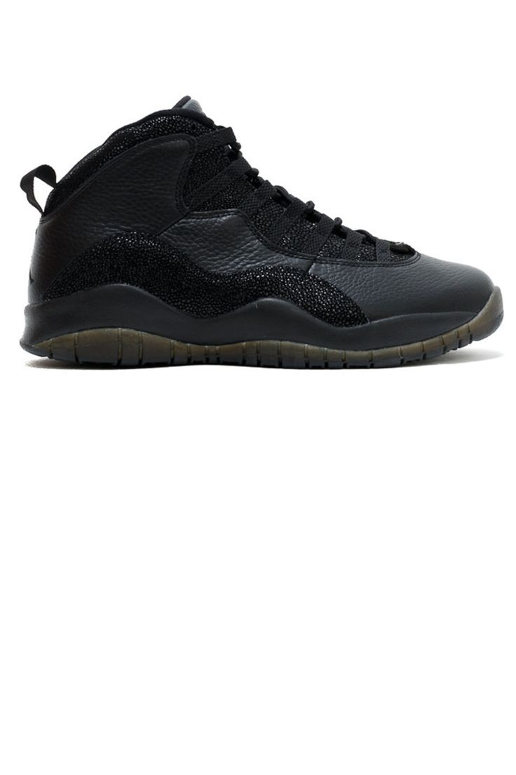 Air Jordan x OVO 10 Black  - Esquire.com