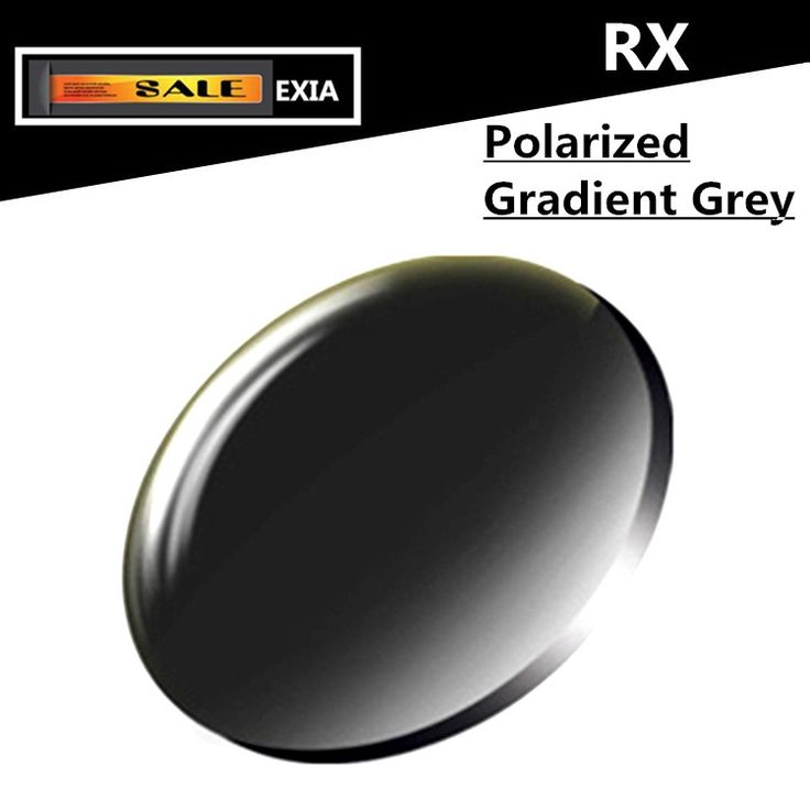28.00$  Know more  - Gradient Grey Lenses Myopic Optical Sunglasses Lenses UV400 Prescription Ophthalmic 1 Pair EXIA OPTICAL KD-55 Series