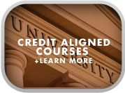 Our free courses are built by experienced professors and subject matter experts. Feed your own curiosity, find great resources, and maybe even earn some college credit.