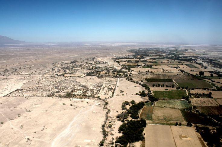 Sobrevuelo a la líneas de Nazca (2015)