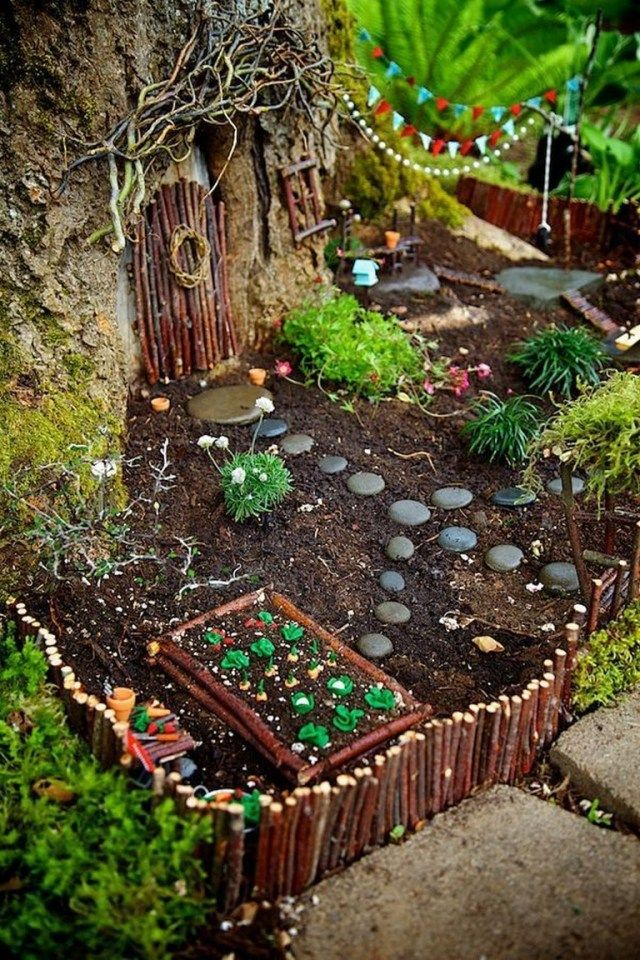 35 Gorgeous Diy Fairy Garden Ideas Garden Ideas Pinterest